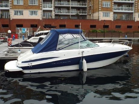 2007 Maxum 2400 SC3