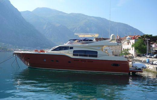 2006 Ferretti Yachts 690 Altura
