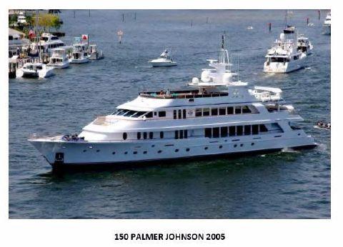 2005 Palmer Johnson 150