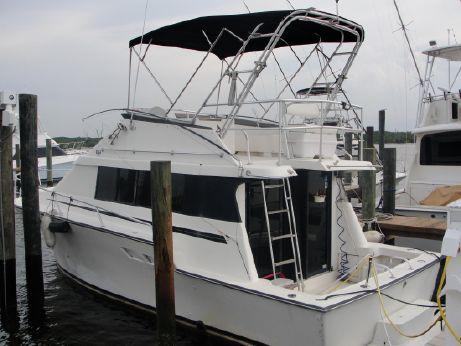1991 Luhrs 34 3400 Motor Yacht