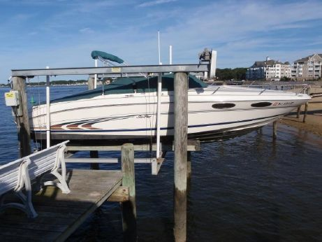 1997 Sea Ray 230 Overnighter