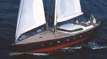 2001 Maxi Dolphin 118' Sloop
