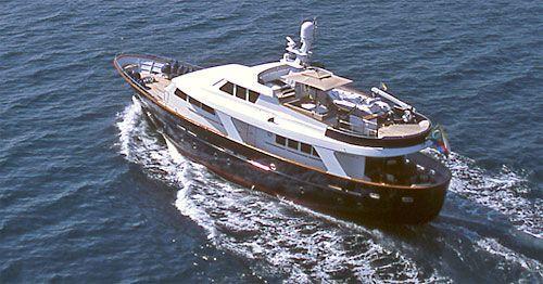 2004 Benetti Sail Division 82 D RPH