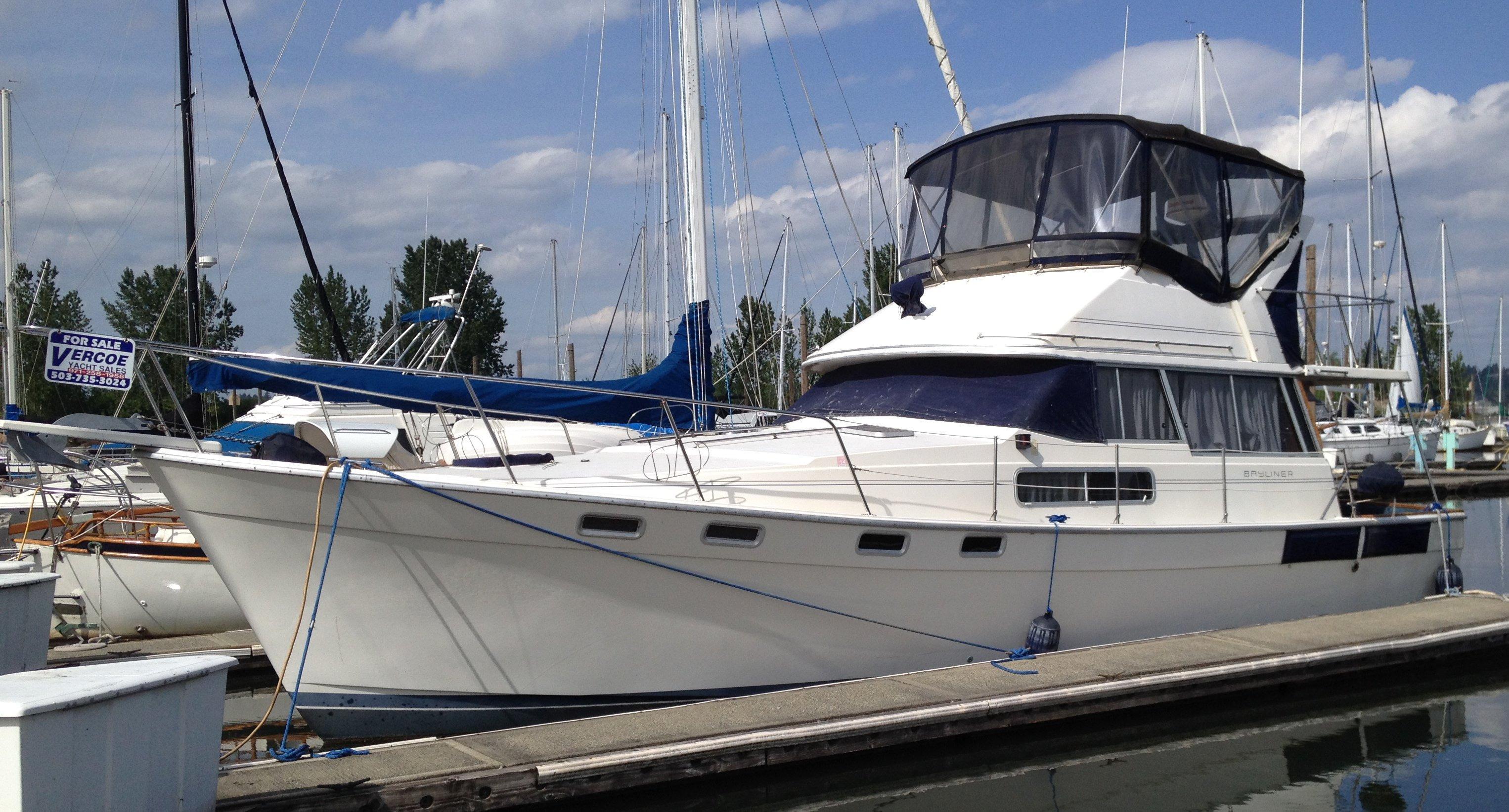 Motor Yacht Boat Listings In Or
