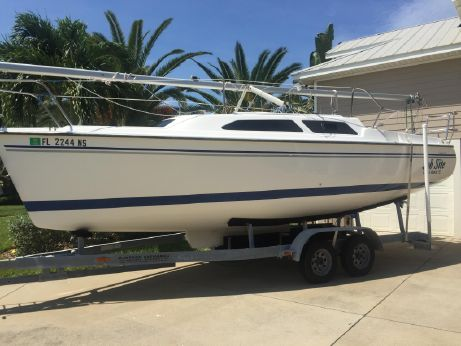 2006 Catalina 250 Water Ballast