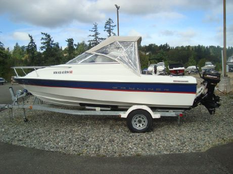 2004 Bayliner 192 Cuddy