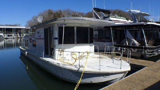 1970 Seagoing 12 x 47 Houseboat