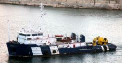 1972 Custom Offshore Supply Vessel
