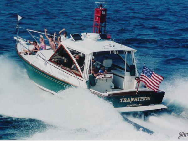 Little Harbor WhisperJet 34, Falmouth, MA