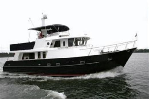 2018 Goldwater 55 CE Trawler