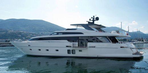 2015 Sanlorenzo SL96