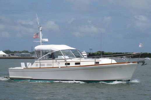 1996 Grand Banks 38 Eastbay EX