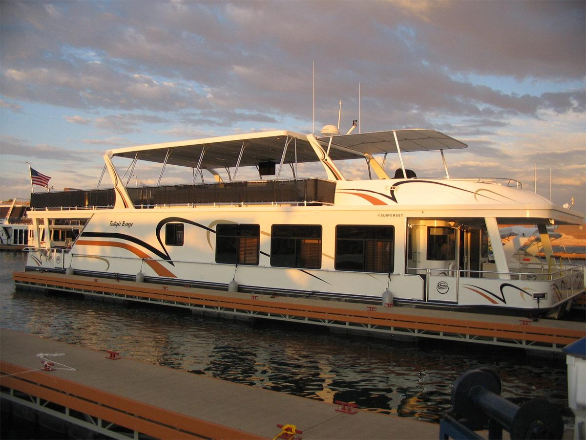 2007 Sumerset Houseboat Twilight Breeze Share #7 Power ...