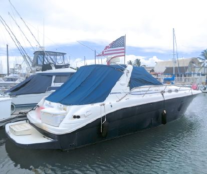 1996 Searay Sundancer 370