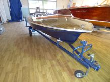 1955 Custom Danvercraft Speedboat 150