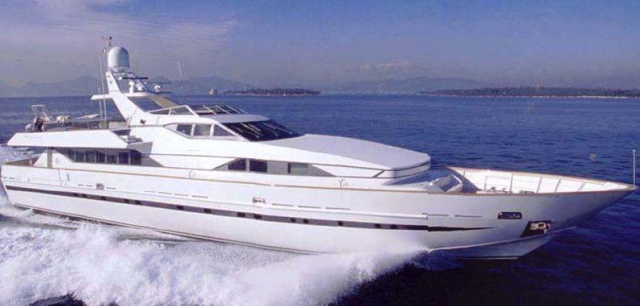 1988 Baglietto 36m Power New and Used Boats for Sale - www.yachtworld.co.uk