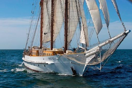 2007 Freeport Shipbuilding Group USCG Certified Schooner