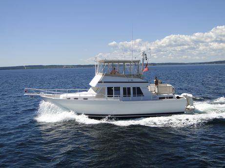 2000 Mainship 430 Trawler Aft Cabin