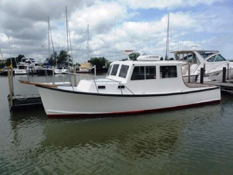 1998 Duffy 31 Downeast Cruiser