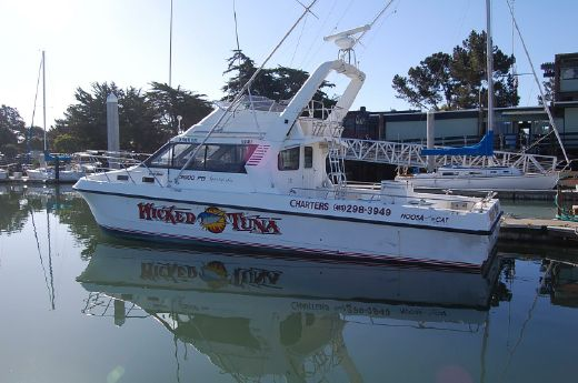 1996 Noosa Cat 3900 FB Sportfisher