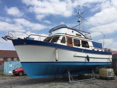 1980 Eurobanker 40 Trawler Yacht