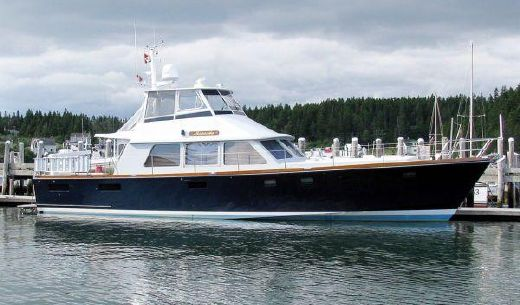 1994 Lyman-morse 62 Custom Cruiser