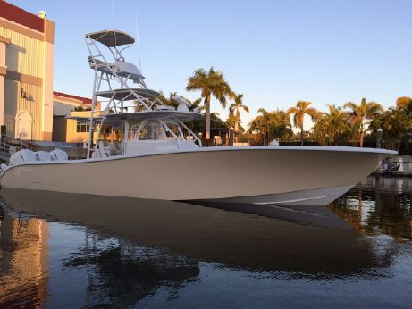 2015 Yellowfin 42 Offshore