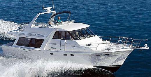 1998 Bayliner 4788 Pilot House Motoryacht