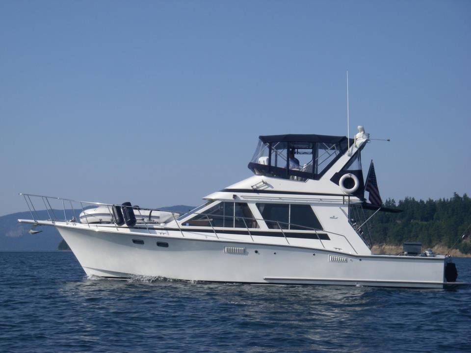 Quot Tollycraft Quot Boat Listings In Wa