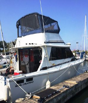 1991 Baha Cruisers 34.5 Flybridge