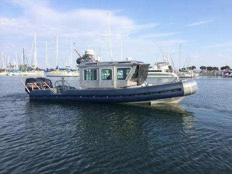 2004 Safeboat Full Cabin 25