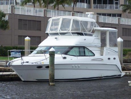 2001 Sea Ray 380 Aft Cabin