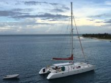 1998 Custom Sailing Catamaran 61'