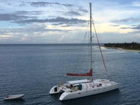 1998 Custom Sailing Catamaran 61'