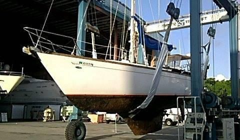 1979 Cheoy Lee 44 Offshore