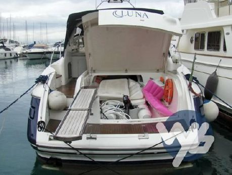 2004 Marine Projects PRINCESS V 50