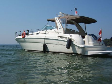 2002 Searay 380 Sundancer