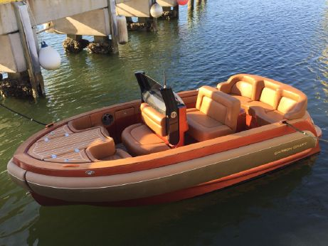 2011 Carbon Craft Yacht Tender, Jet Tender