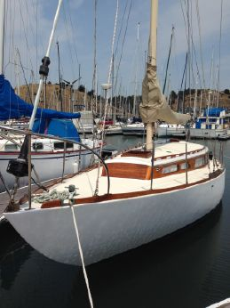 1967 Chinook 34' sloop