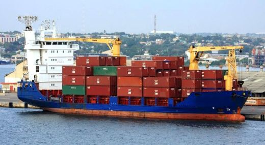 2003 Custom Container Ship