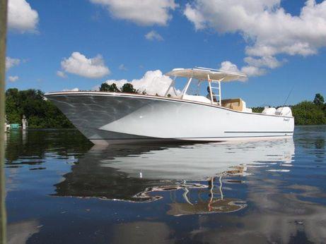 2015 Bonadeo Boatworks 34 CC