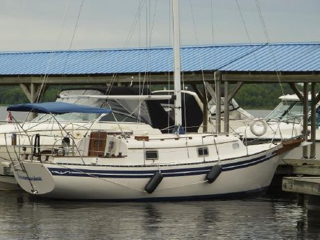 1981 Bayfield 29 Cutter
