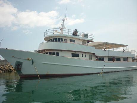 1967 Astillero Del Pacifico Motor Yacht