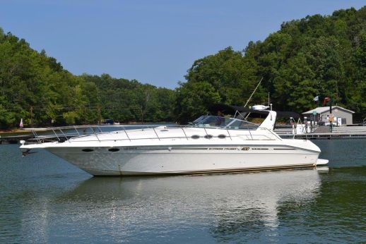 1997 Sea Ray 400 Express Cruiser