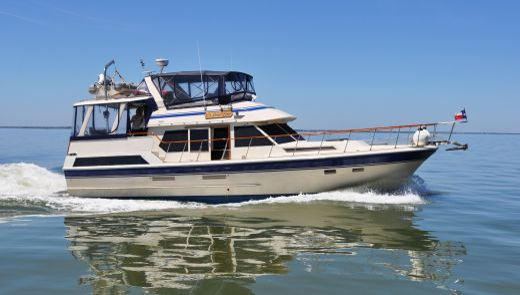 1985 Vista 46 Motoryacht