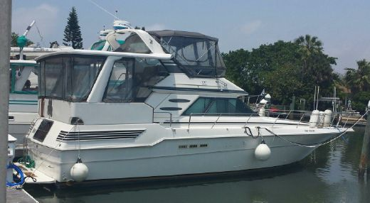 1991 Sea Ray 440 Aft Cabin