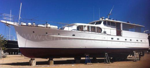 1959 Henry Grebe Boatyard GREBE 65