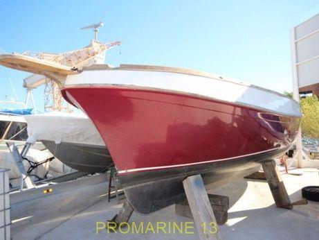 1988 Chantier Naval Trapani barque Trapani 8,10 plastique