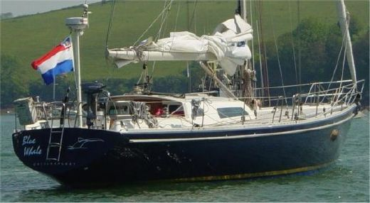 1995 Koopmans 45 Concord