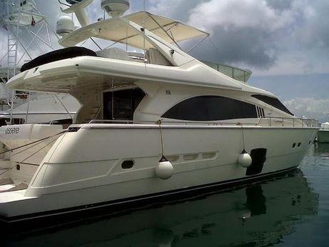 Custom Halter Conversion Motor Yacht